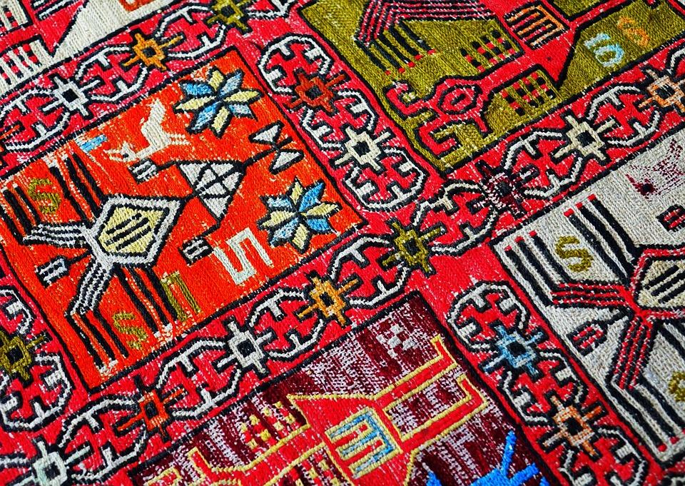 Není problém vyčistit koberec od nánosů špíny i od zápachu