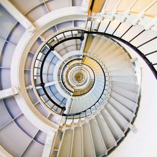 kruhové schody