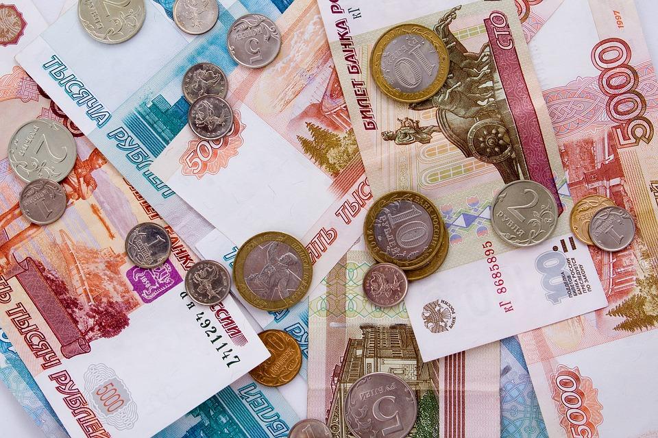 ruské finance